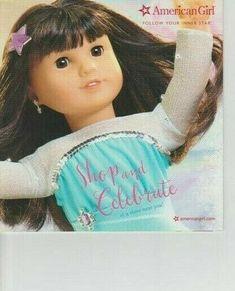 American Girl Catalog Magazine Historical 2014 Spring Isabelle~Caroline~Julie