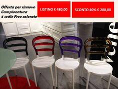 Ellero sedie ~ Sedie moderne outlet la vendita sedie moderne di arredas