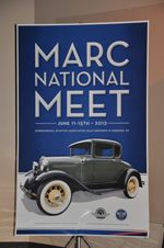 Lots of photos from National Meets of the Model A Restorers Club. Includes photos Model A's and Fashions.