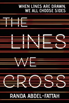 The 23 best new teen books may 2017 images on pinterest teen books randa abdel fattah book lines we cross explores the realities of the refugee crisis fandeluxe Images