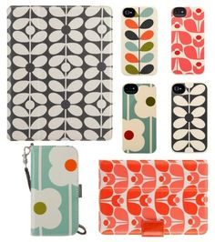 Seriously why don't Target Australia get cool designer ranges like Orla Kiely's Target Accessories Collection??!!!!!!
