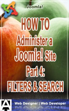 This is of a series on how to administer Joomla! This article shows you how to find things using filters and search tools. Hierarchical Structure, Online Publications, Search Tool, Business Marketing, Web Development, Meant To Be, Filters, Web Design, Told You So