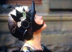 She has a hat for every occasion. | Community Post: 21 Reasons Why Miss Phryne Fisher Is A Fashion Icon