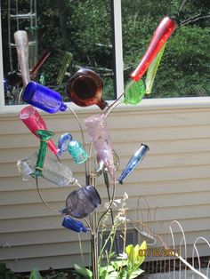 Curvy Bottle Tree