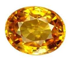The Yellow #Sapphire Stone is used to strengthen Jupiter of Brihaspati. It should be worn in gold or Panchdhatu.