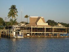 The Boathouse Restaurant, Naples, Florida