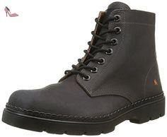 Art Alpine20 877, Bottes Rangers Hommes, Noir (Black), 43 EU - Chaussures art (*Partner-Link)