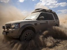 News - Tough As Nails Land Rover Discovery SVX In The Works | CarShowroom.com.au