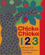 10 Great Books for Teaching Kids to Count: Chicka, Chicka 1 2 3 Teaching Kids, Kids Learning, Lois Ehlert, Bill Martin, Chicka Chicka Boom Boom, Counting Books, Teaching Numbers, Learn To Count, Elementary Music