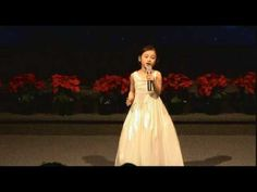 Rhema Marvanne sings O Holy Night at The Branch in Dallas Texas at their Vista Ridge campus on Christmas Eve 2009.