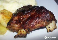 Jamie Oliver, Pork Recipes, Steak, Bacon, Grilling, Bbq, Paleo, Food And Drink, Favorite Recipes