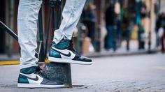 Air Jordan 1 Retro « Gotta Shine » #Nike #Inside #Sneakers