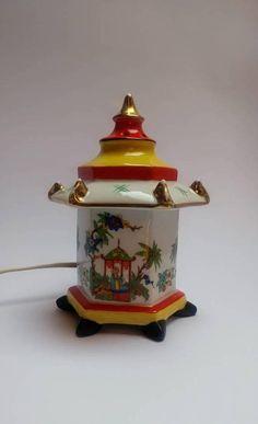 Bekijk dit items in mijn Etsy shop https://www.etsy.com/nl/listing/540339090/vintage-gerold-porzellan-perfume-lamp