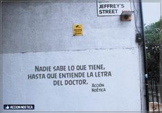 True story! Frases Humor, Images And Words, My Philosophy, True Stories, Decir No, Street Art, Funny Quotes, Lol, Laughing