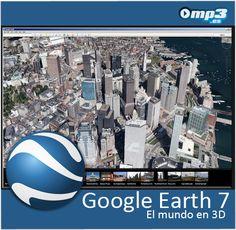 Vive la experiencia de un mundo 3D con Google Earth 7 - Además de espectaculares vistas de las ciudades y calles del mundo. Este programa presenta una  guía turística con las atracciones más importantes de cada destino. Conoce el mundo a través de Google Earth 7: http://blog.mp3.es/google-earth-7-escritorio-3d-guia-turistica-pc/?utm_source=pinterest_medium=socialmedia_campaign=socialmedia