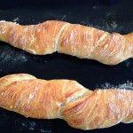 Burgonyás gyökérkenyér | mókuslekvár.hu Sausage, Meat, Baking, Ethnic Recipes, Food, Sausages, Bakken, Essen, Meals