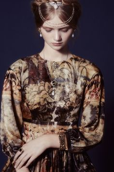 RENAISSANCE WOMAN JEWELLERY SHOOT, TATLER, 21st October 2015 Humphrey Butler Antique Enamel and Diamond Brooch http://www.humphreybutler.com/sn3559