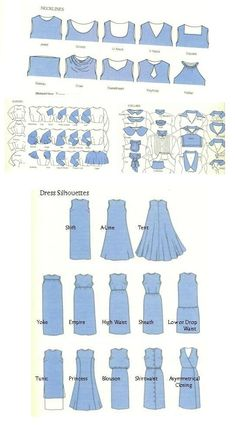different types of sleeves - Google Search