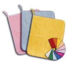Set 3 Asciugamani Colorati per bambini
