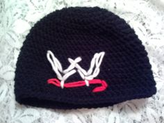 WWE Beanie Hat by SomethingCutesybyCat on Etsy,