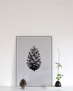 Paper Collective {Shoppingtipp} - HEIMATBAUM  Pinecone, Form us with love