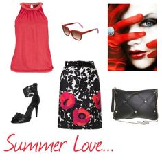 Summer Love... by thestyleofmylife, via Polyvore Summer Of Love, My Life, My Style, Womens Fashion, Polyvore, Image, Women's Fashion, Woman Fashion, Fashion Women