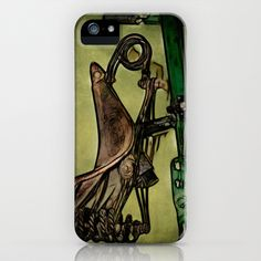 Back in the Saddle iPhone Case by Fiona & Paul Photography and Digital Art - $35.00