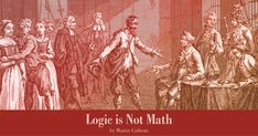 In actual discussion and debate we do not use mathematical symbols; we use language. And if we are going to demand anything of the system of logic we want our students to use, we ought to at least be able to demand that it be usable.