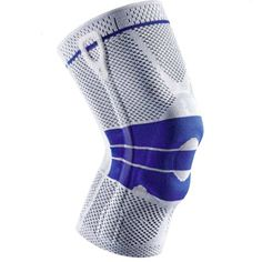 d49e09c987 Quality Metallic Padded Knee Support Brace Compression Silicone Sleeve