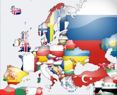 The earth is divided into the seven parts which are called continents and each continent has number of countries, Europe is one of these continents of the world having about . Read moreWhat Countries are in Europe Continent Flags Of European Countries, European Flags, European Map, Investment Property, Continent Europe, Ap European History, Flags Europe, Europe Eu, Geography