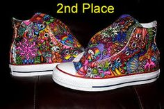 Image result for Vans custom culture shoe contest winners Awesome Converse  Shoes 3479cb8491cf