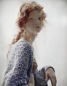 Anastasia Ivanova - Forget Them Winter 2011
