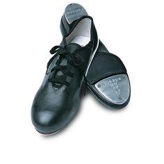 "Sansha Women Black 3/4"" Heel ""T-Split"" Lace-up Tap Shoes 2-17 Womens"