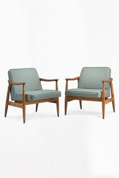 GFM-87 Armchairs, Set of 2 for sale at Pamono