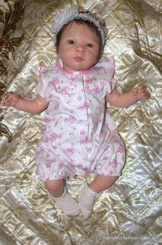 Кукла -реборн Тая из молда Илви / Куклы Реборн Беби - фото, изготовление своими руками. Reborn Baby doll - оцените мастерство / Бэйбики. Куклы фото. Одежда для кукол