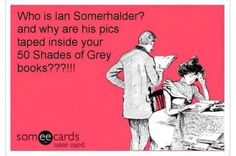 I just figured out that I NEED to imagine Ian as Christian........ I may be able to read those books now ;)