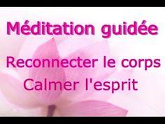 Relaxation corporelle guidée - détente