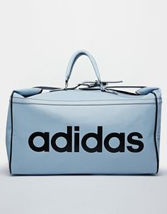 This mini travel bag is so cute! Patel blue is always a win! http://asos.do/tMfhFw