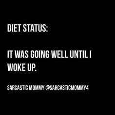 Diet status