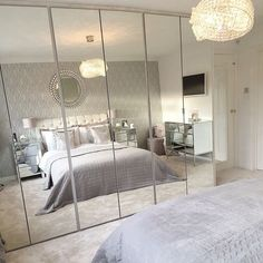 Replacing Wardrobe Doors Mrs Rackley Home Home Interior and Lifestyle Best Wardrobe Designs, Wardrobe Design Bedroom, Bedroom Wardrobes Built In, Wardrobe Room, Wardrobe Ideas, Capsule Wardrobe, Dream Rooms, Dream Bedroom, Home Bedroom