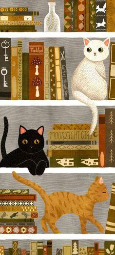 Art || Cats