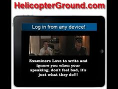 Private Pilot Oral Exam Training iPad Android http://HelicopterGround.com