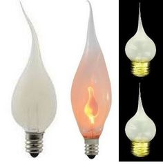 silicone-dipped bulbs