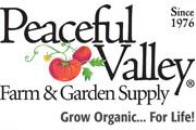 Peaceful Valley Farm & Garden Supply organic seeds