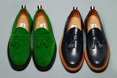 Thom Browne Spring/Summer 2013 Shoe Collection