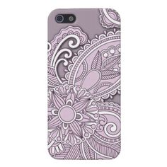 Unique, trendy and pretty iPhone 5 case. With beautiful, romantic vintage floral paisley pattern in pink, violet and purple. This original retro flower design was created for the fashion trendsetter, nouveau deco art, or antique victorian motif lover. Stylish and fun Mother's day or Christmas present for mom, cute gift for the girly girl, or those who want a classy, chic and cool phone cover. Also available for iPhone 3 and 5, Samsung Galaxy S2 and S3, iPod Touch, and Motorola Droid Razr.