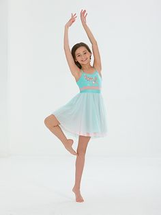 No Need to Say Goodbye | Revolution Dancewear 2015 Costume Collection