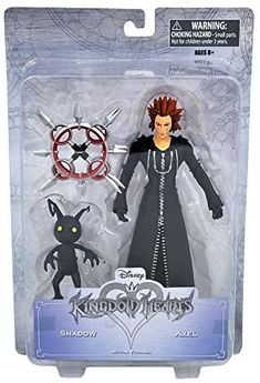 Disney Kingdom Hearts Shadow and Axel Action Figures - Series 1 * Continue to the product at the image link. (This is an affiliate link) Batman Dark, Batman The Dark Knight, Dark Knights Metal, Soldier Action Figures, Disney Kingdom Hearts, Dreamworks Dragons, Captain Marvel, Fan Art, Desserts Nutella
