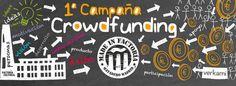 #CROWDFUNDING - Colaboración entre Verkami y la Factoría Cultural. Post en Verkami: http://www.verkami.com/blog/15963-verkami-y-factoria-cultural-crowdfunding-para-las-industrias-creativas