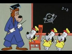 Droopy Dog - The Three Little Pups - YouTube